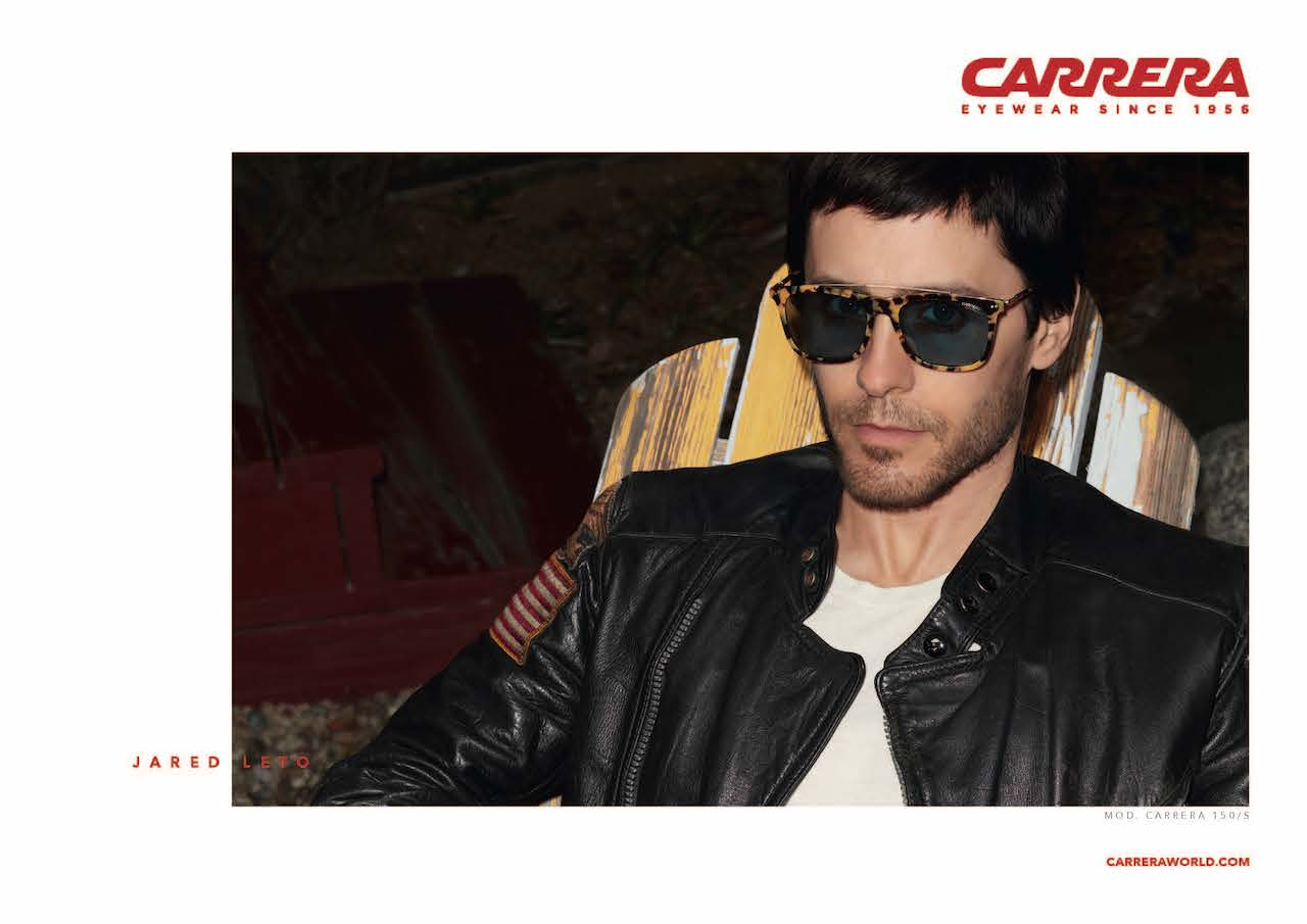0635caa56bd Carrera s Latest Eyewear Collection Inspired By Jared Leto