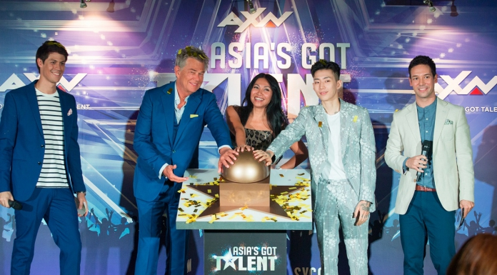 Jay Park Joins David Foster And Anggun At The Judges' Table On Asia's Got Talent Season 2-Pamper.my