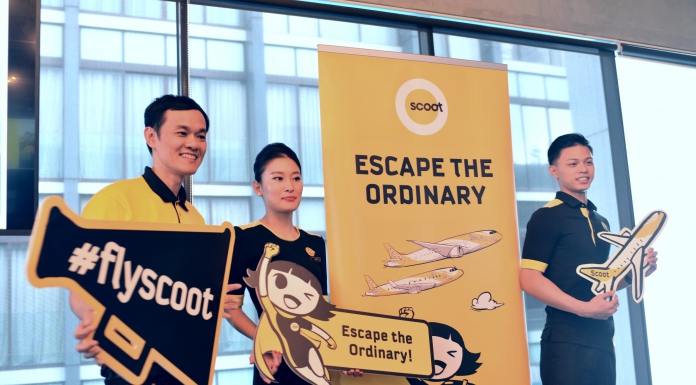 Scoot Officially Kickstarts Ticket Sales For Its Latest Malaysian Destinations, Kuching And Kuantan-Pamper.my