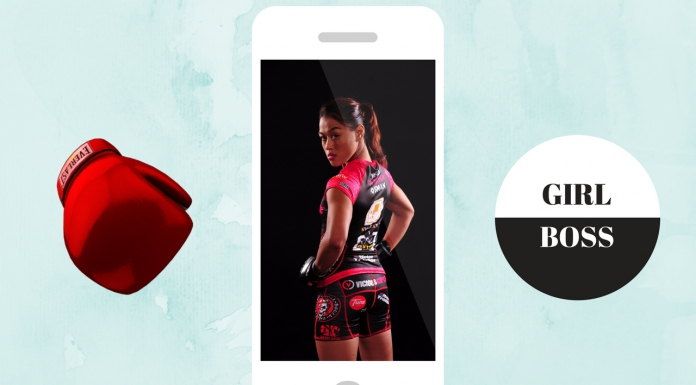 #PamperGirlPowerTalks : Getting To Know Ann Osman, Malaysia's First Female Professional Mixed Martial Arts Fighter-Pamper.my