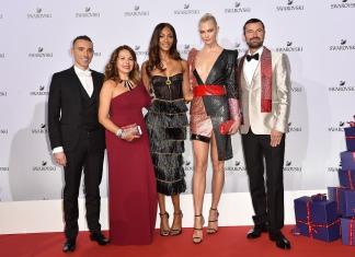 #Scenes: Swarovski Opens Milan Fashion Week with Crystal Wonderland Party Celebrating #BrillianceForAll-Pamper.my
