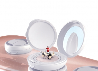 Complete Your On-The-Go Regimen With The New Shiseido Synchro Skin White Cushion Compact-Pamper.my