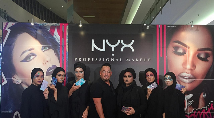 """#Scenes: NYX Professional Makeup Launches The """"In Your Element"""" Palettes-Pamper.my"""