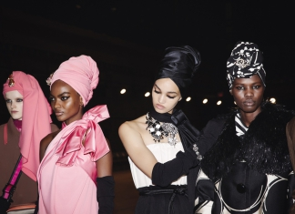 How To Get That Look From Marc Jacobs Spring Summer 2018 Fashion Show-Pamper.my