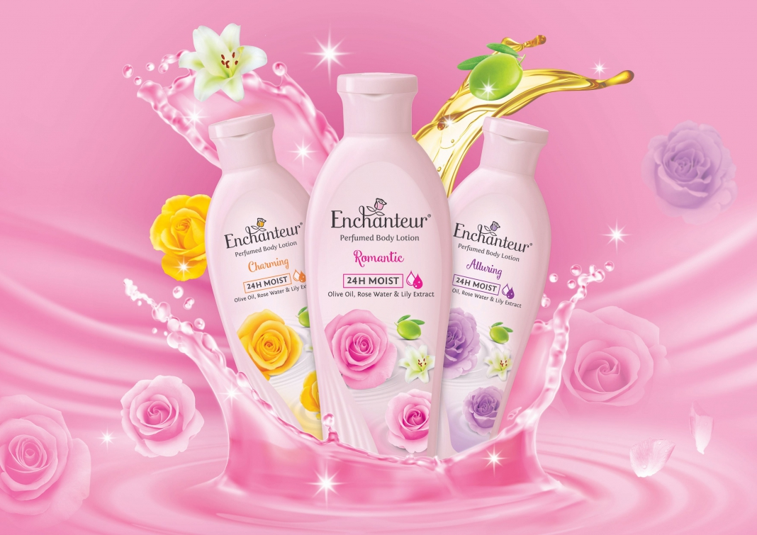 Enchanteur Perfumed Body Lotion Charming 200ml Page 2 Daftar Talc Alluring 200a Smell Feel Good All Day Long With The New 24h Moist