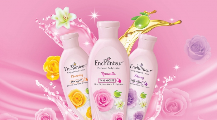 Smell & Feel Good All Day Long With The New ENCHANTEUR 24H Moist Perfumed Body Lotion-Pamper.my