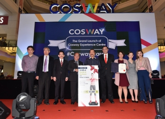 #Scenes: Cosway Launches First-Ever Flagship Experience Centre At Berjaya Times Square, Kuala Lumpur-Pamper.my