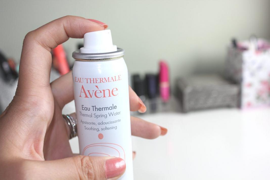 Special for sensitive skin: 5 Uses of Avene thermal spring ...