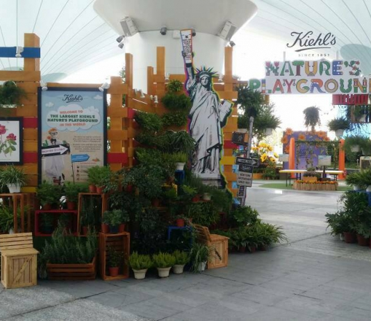 #Scenes: Kiehl's Celebrates Its 10th Anniversary In Malaysia And Collaboration With NASOM In Nature's Playground-Pamper.my