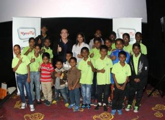HyppTV Brings Deepavali Joy To The Children Of Agathians Shelter-Pamper.My