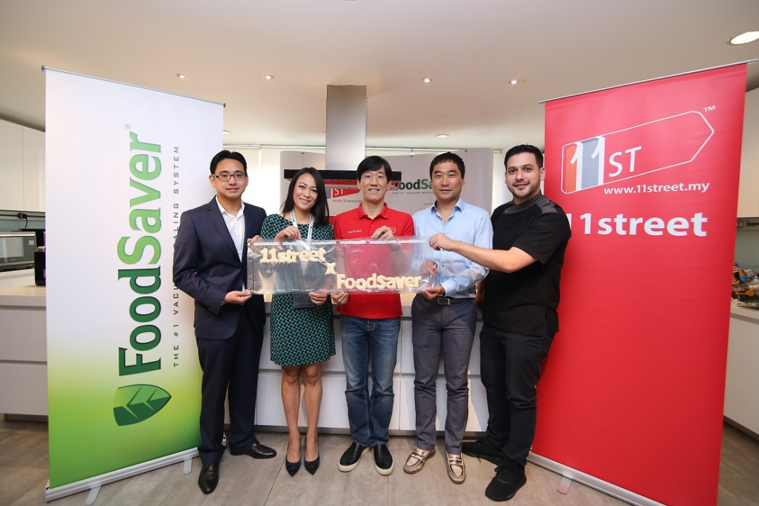 11street Joins Foodsaver On Mission To Combat Food Wastage