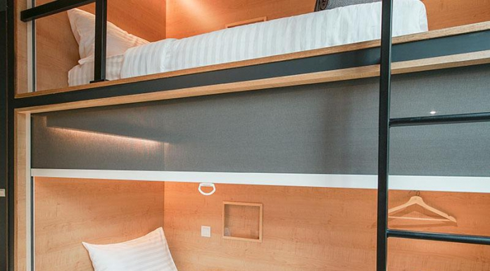 #Scenes: Co-Living In Luxury Capsule Style At The Bed KLCC-Pamper.my