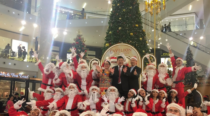 #Scenes: Christmas Is In The Air At Pavilion Kuala Lumpur-Pamper.my