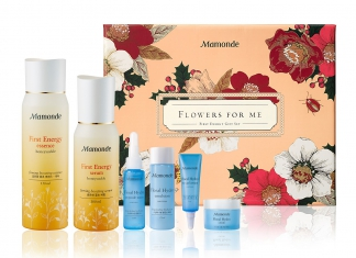 MAMONDE Flowers For Me, First Energy Duo Set-Pamper.my