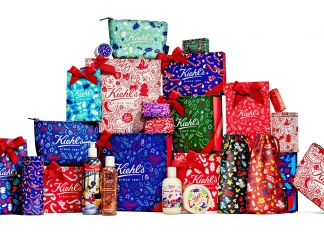 The Kiehl's X Kate Moross Holiday Collection Adds Some Festive Fun To Your Favourite Kiehl's Products-Pamper.my