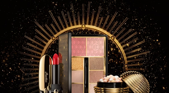 The Guerlain Christmas 2017 Makeup Collection Takes You Back To The Festive Spirit Of The American Bohemians Of The 20's-Pamper.my