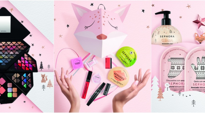 25 Sephora Collection Winter Wonderland Goodies To Countdown To Christmas-Pamper.my