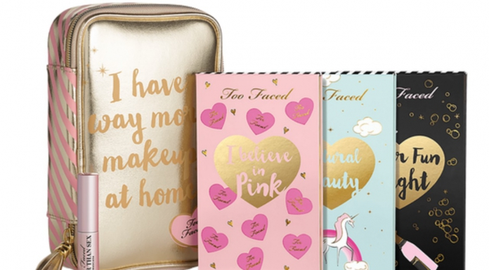 The Too Faced Holiday Release Will Get You Makeup Ready For The Holidays & New Year-Pamper.my