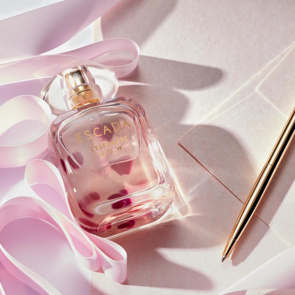 Celebrate Now By Escada More Than A Fragrance Pampermy