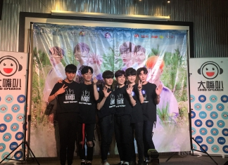 New South Korean Boy Group, Black6ix Is In Malaysia For The Promo Tour Party From 29th December To 1st January 2018-Pamper.my