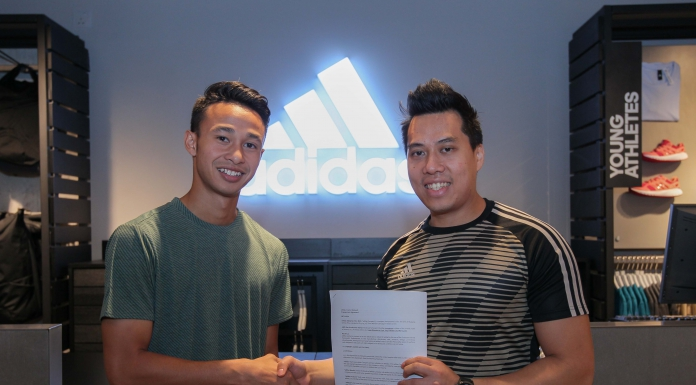 Rising Footballing Talent, Wan Kuzain Wan Kamal Signs One-Year Deal With Adidas Malaysia-Pamper.my