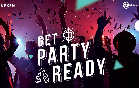 HEINEKEN Malaysia Wants You To Get Party Ready & Drink Sensibly This Festive Season-Pamper.my