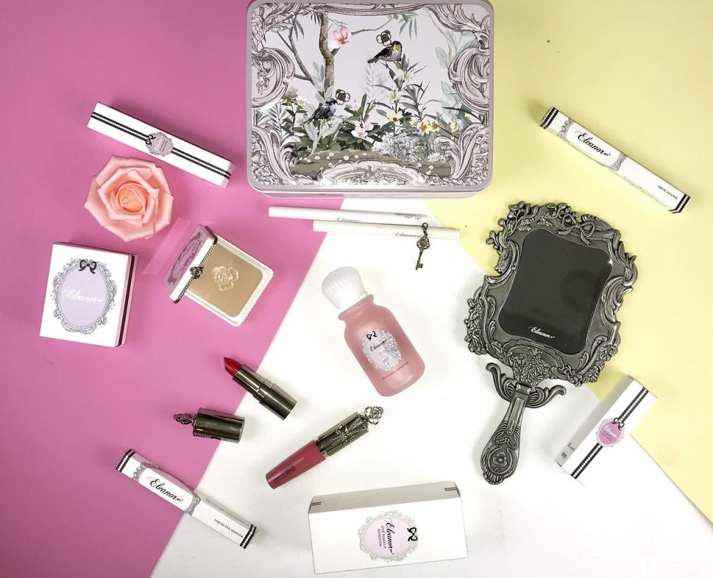 #PamperWithKye: Introducing Sasa's Exclusive Makeup Brand, Eleanor-Pamper.my