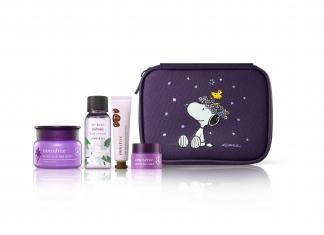 innisfree x Snoopy Orchid Purple Box - RM111