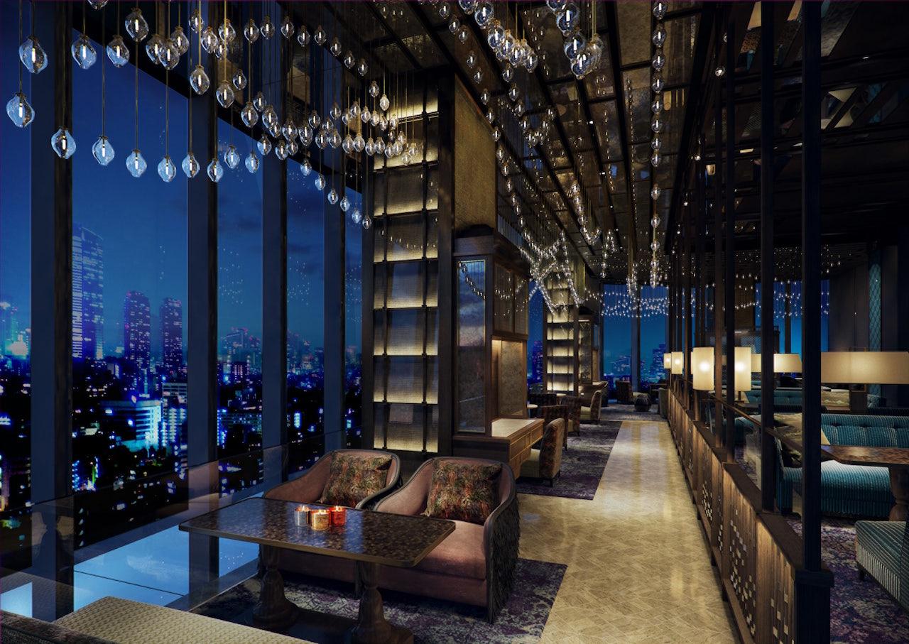 All new four seasons hotel kuala lumpur to debut in mid for Design hotel kuala lumpur