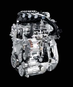 32 All-New Serena_MR20DD Engine