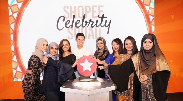 #Scenes: Shop Shopee Celebrity Squad's Picks This #Raya2018-Pamper.my