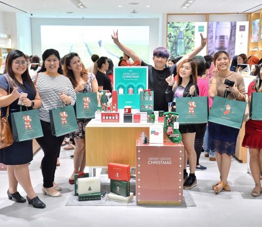 Sabahans, innisfree Recently Opened Its 12th Malaysia Store At Suria Sabah Shopping Mall, Kota Kinabalu!
