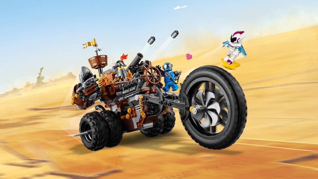 MetalBeard's Heavy Metal Motor Trike